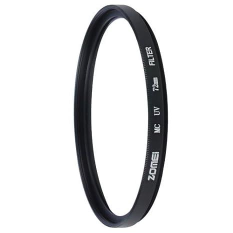 Zomei 52 mm Pro II MCUV Filtro UV Multicapa para cámaras réflex ...