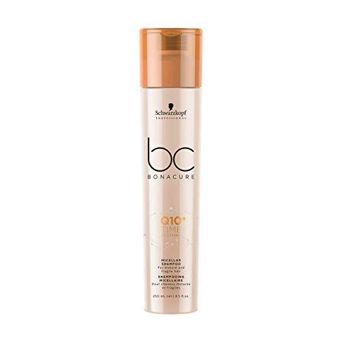 BC Bonacure TIME RESTORE Shampoo, 8.5 -Fluid Ounce