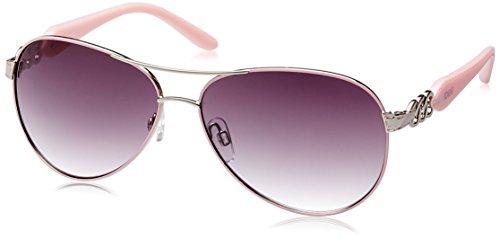 IDEE Aviator sunglasses (IDS1784C4SG 100 Silver Pink )