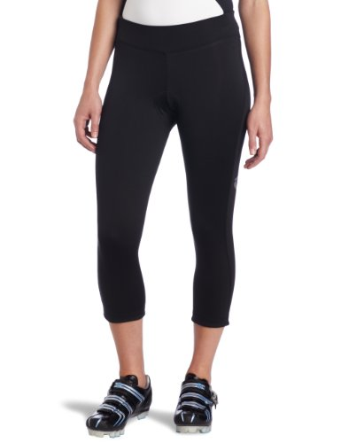 (Pearl Izumi Women's Sugar Thermal Cycling 3-Quater Tight, Black, Medium)