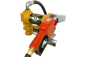 Fill-Rite Sd1202A 12 Volt DC Transfer Pump 13 Gallon Per Minute Automatic Nozzle by Fill-Rite