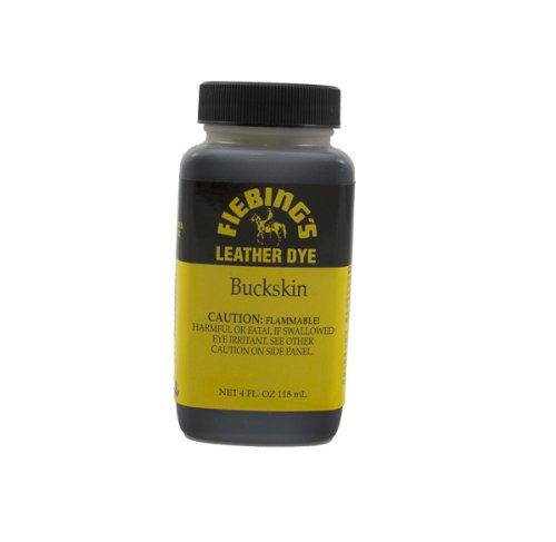 Buckskin Leather Finish - 4