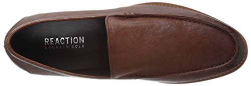 Kenneth Cole Reaction Hombres Follow My Lead Slip-on Loafer Cognac