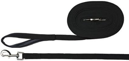 Trixie Tracking Lead Flat Strap 5 m x 20 mm Black