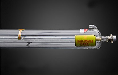 TNT ship 145CMx8CM 80-100watt co2 laser tube light lamp 6 monts warrany for 1390 6090 1325 80w co2 laser cnc cutting or engraving machine