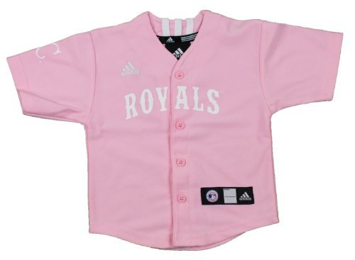 MLB Philadelphia Phillies Infant Pink Jersey By Adidas (Infant (24M))