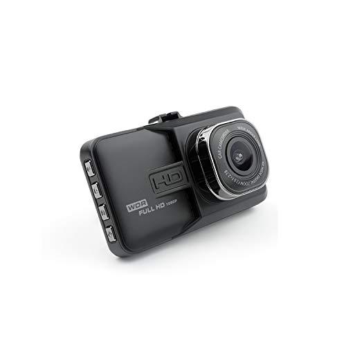 Sd18 Car Camera Dvr Car Dvrs 170 Degree Angle Full Hd 1080P Dual Lens Video Recorder Russian Language Dash Cam,Single Lens,None