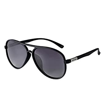 Amazon.com: Hoishing - Gafas de sol polarizadas retro para ...
