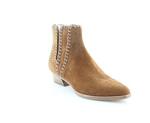 - Michael Kors Presley Women's Boots Dk Luggage Size 8 M
