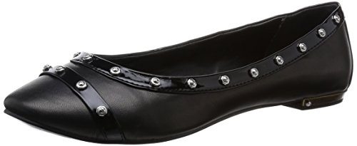 D Diesel D 'CAGE LIGHTS Black ESY Ladies Ballerina Negro 7fpvS