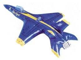 Rhode Island Novelty Inflatable Blue Angel 23
