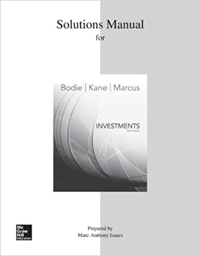 Amazon solutions manual for investments 9780077641917 zvi solutions manual for investments 10th edition fandeluxe Gallery