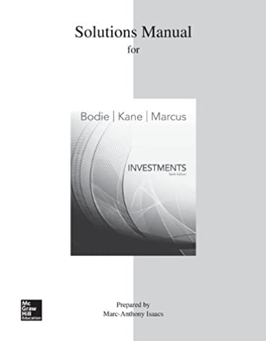 amazon com solutions manual for investments 9780077641917 zvi rh amazon com Chegg Solution Manual Fluid Mechanics