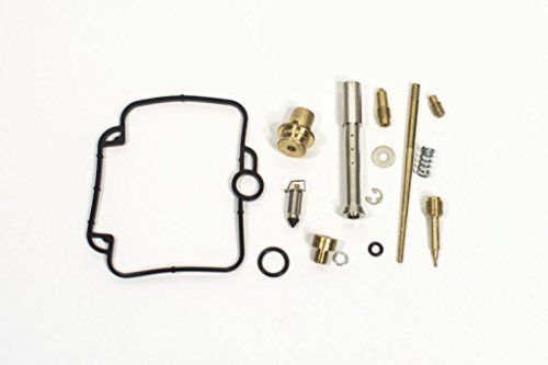 (Race Driven OEM Replacement Carburetor Rebuild Repair Kit Carb Kit for Yamaha Grizzly 600 YFM 600)