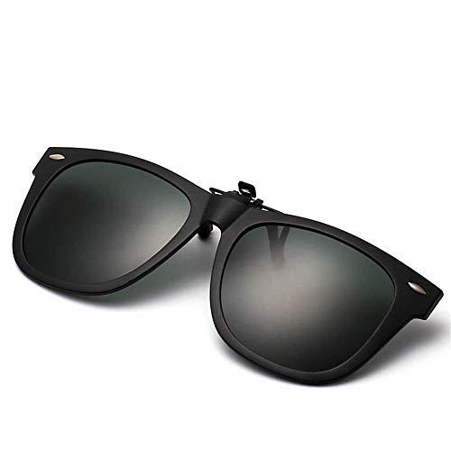 mismas Clip polarizadas con Las Sol KOMNY Verdadero película Gafas Sol Color Hombres del la acortan de de Gafas Mujeres el cuelgan D001 a de C Espejo del Que Las del TR90 Manera de párrafo y A la 7BqnOxqIP