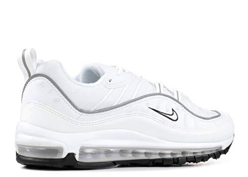 white Bianco Air Nike Donna 103 Da Max W reflect Silver Scarpe white 98 Ginnastica pvCwavq