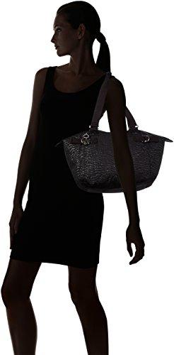Kipling Black Noir Elaine main portés Garden Sacs 8Zvfqwrn8