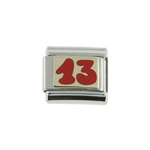 number 13 bracelet - 9
