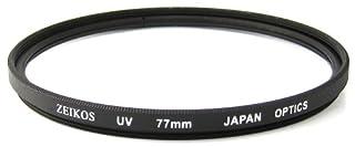 Zeikos ZE-UV77 77mm Multi-Coated UV Filter (B001LMQM4O)   Amazon price tracker / tracking, Amazon price history charts, Amazon price watches, Amazon price drop alerts