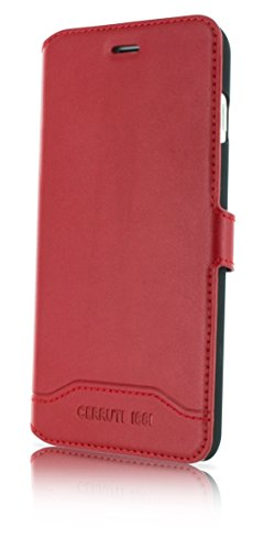 cerruti-1881-smooth-split-leather-booktype-case-red-iphone-7-plus