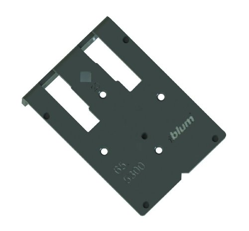 UPC 696738422032, Blum Mounting Plate Template (1, BLACK)