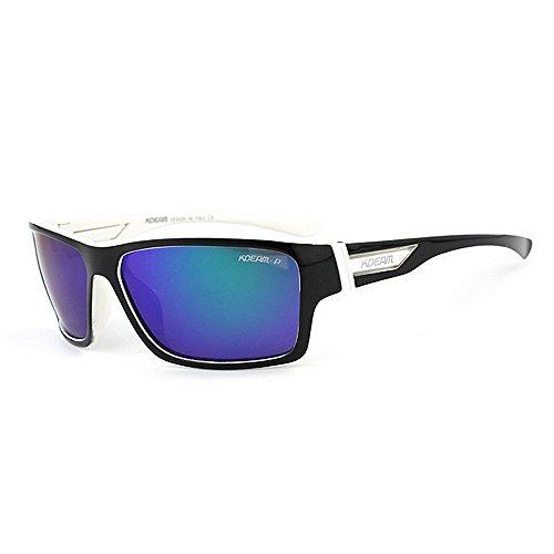 Sol De HD para LBY Hombres con de C5 Gafas C6 Gafas Polarized De Deportivas Hombre para Mujeres Y Gafas Sol Color Sol rYqwBYpa