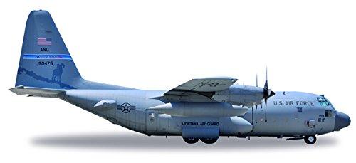 RENO Air Base/ 0475 /79 Herpa Miniaturmodelle GmbH Herpa 530651/V/éhicule U.S Force Lockheed de c 130/H Hercules