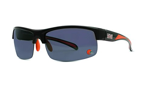 - NFL Cleveland Browns Sport Sunglasses, Black