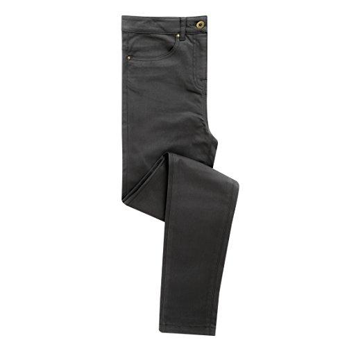 Workwear Mujer World Vaqueros Oscuro Para Gris SnSrxT4