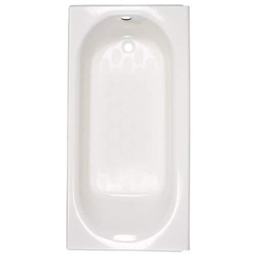 - American Standard 2391.202.011 Princeton Americast Bath Tub, Arctic White