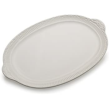 Amazon.com | Martha Stewart Embossed Pumpkin Platter: Platters