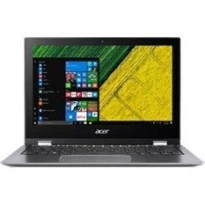 Acer Spin SP111-32N-C53M Intel N3350 11.6 Black