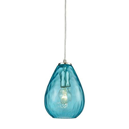 Aqua Glass Pendant Light in US - 4