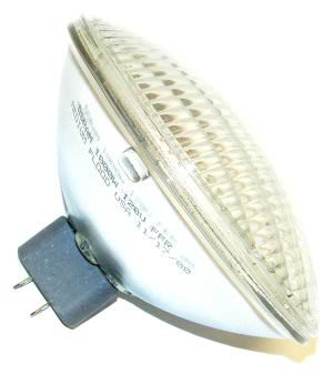 SYLVANIA 56217 - FFR - 1000 Watt Light Bulb - PAR64 - Flood - Halogen - Sealed Beam - 800 Life Hours - 125000 Lumens - 3200 Kelvin