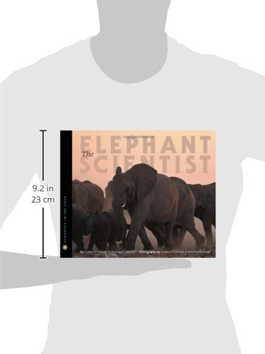 The Elephant Scientist (Scientists in the Field Series) by Houghton Mifflin Books for Children (Image #2)