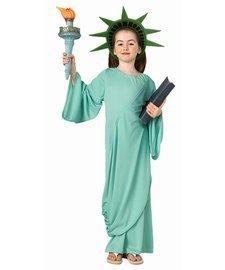 Statue of Liberty Costume Child - Large ()