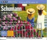 img - for Schumann - Liederkreis, Op.39, Twelve Poems, Op.35 book / textbook / text book