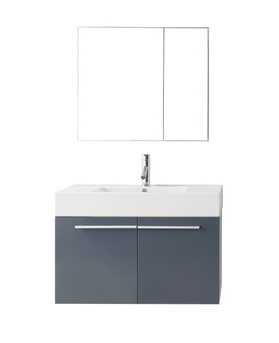 Modern Bath Vanity Set - 9