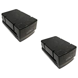 (2) New CORE CEC6600 ELITE POWER CELL POWERCELLS for E400 E420 Trimmers Blowers