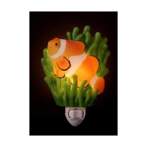 - Ibis & Orchid Clown Fish Night Light #50025