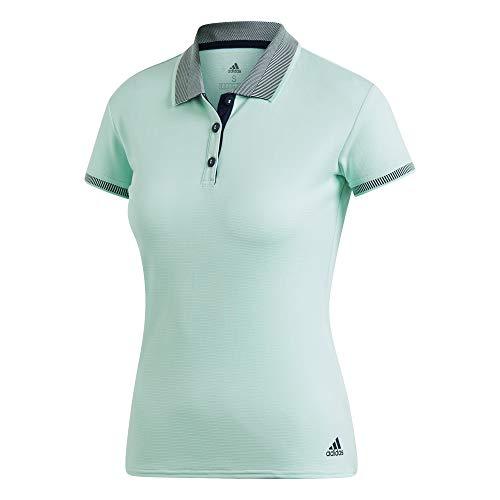 Turquoise Femme Club Polo Adidas Vert 1qFIvT 8029e0d8ec6