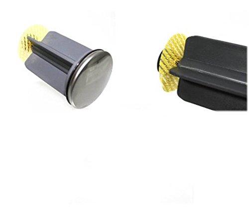 filtre de cheveux pour lavabo avec des trucs de levage, 10 pièces Wolter Werkzeuge GmbH