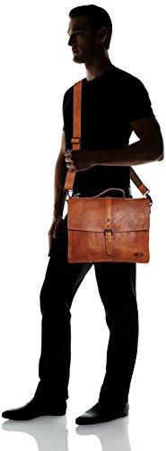 PRIDE & SOUL Pride & Soul Businesstasche mit I-Pad-Fach, »Jayden« Mit Hauptfach, Handyfach, I-Pad-Fach, Reißverschlussfach, Stiftschlaufen