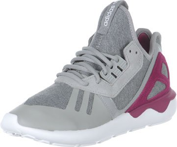 adidas Tubular Runner W Schuhe 5,5 grey/grey/berry