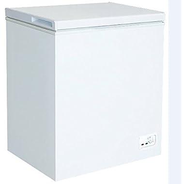 RCA 5.1 Cubic Foot Chest Freezer