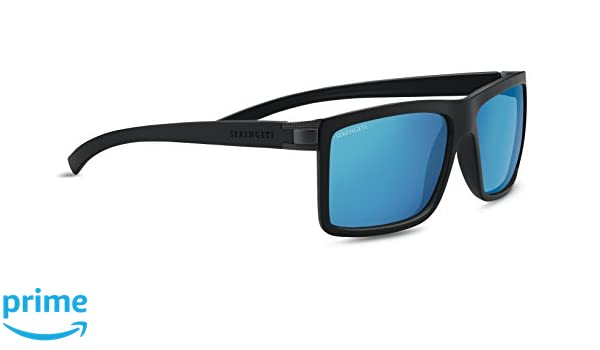 Serengeti 8581 Gafas, Unisex Adulto, Negro (Sanded Black), M: Amazon.es: Deportes y aire libre