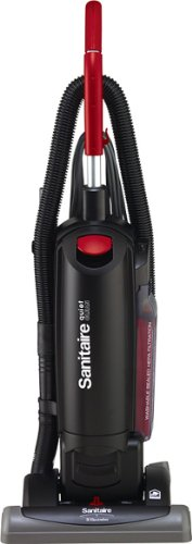 Sanitaire SC5815B Commercial Quite Upright Bagged Vacuum Cle