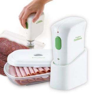 FoodSaver FSFRSH0057 FreshSaver Handheld Vacuum-Sealing System (Systems Sealing)