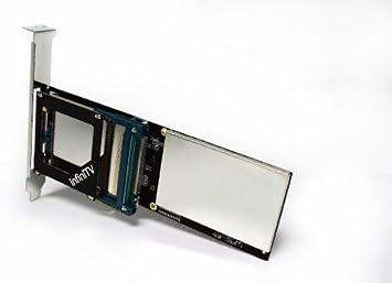 Ceton InfiniTV 6 PCIe - 6 canales cable interno Sintonizador de TV para CableCARD, Modelo: LPTP-PC-389909: Amazon.es: Electrónica