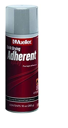 - Mueller Quick Drying Tape Adherent, 10 oz Aerosol Can